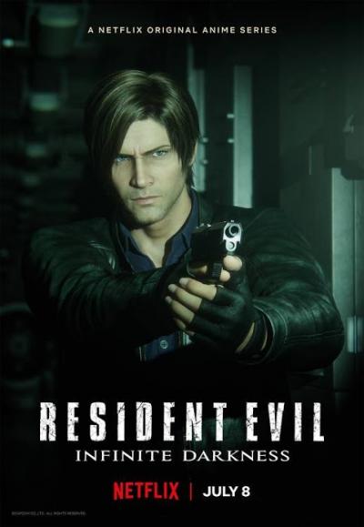 Resident Evil: No Escuro Absoluto revela pôsteres novos