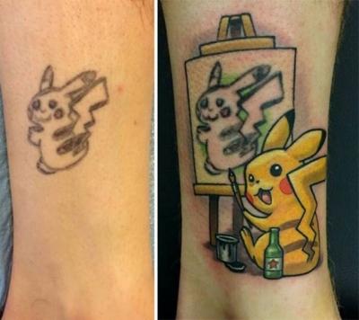 As melhores tatuagens