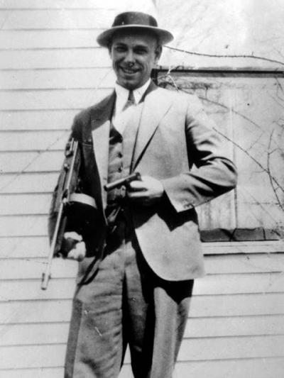 Conheça a história dos criminosos mais famosos do mundo #4 - John Dillinger
