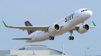 Sky Peru é autorizada a voar para São Paulo e Rio de Janeiro