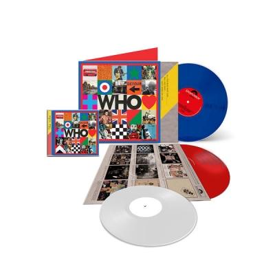 Novo álbum e vida longa ao rock e ao The Who