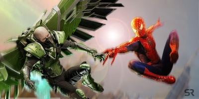 Homem-Aranha 4, vídeo revela como seria luta contra Abutre