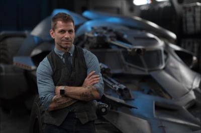 Zack Snyder revela o seu próximo projeto