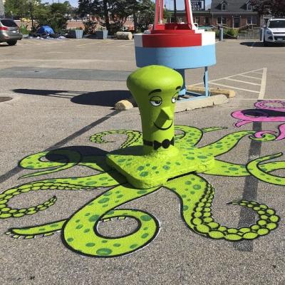 Artista transforma as ruas de Nova York com sua arte
