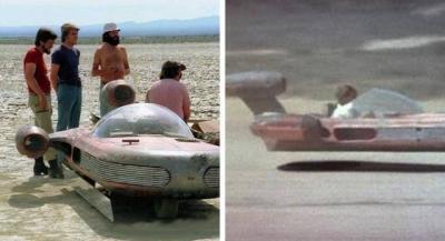 Como foram criados os efeitos especiais de alguns filmes