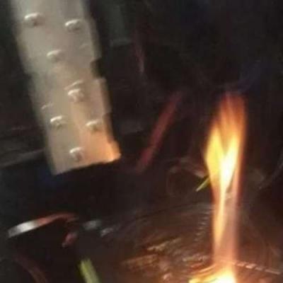 Ta pegando fogo bicho