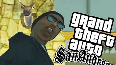 GTA San Andreas #56 Aprendendo a voar