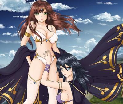 Este RPG erótico com estética de anime faz sucesso no Kickstarter