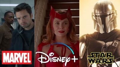 Chefão da Disney revela novidades sobre séries da Marvel e de Star Wars