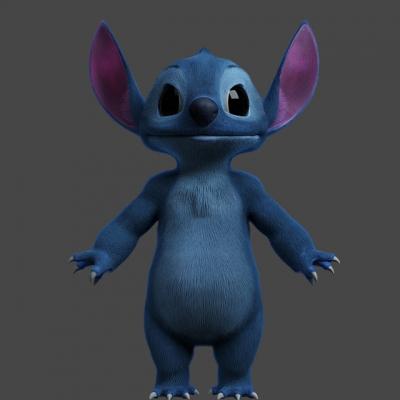 Lilo & Stitch ganhará filme live-action no Disney+