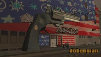 GTA San Andreas #21  Doberman