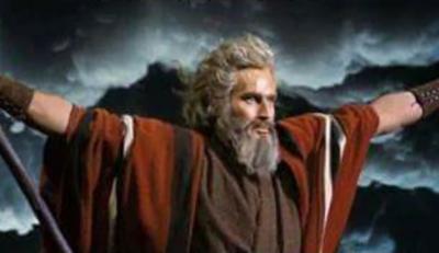 Moisés guiou seu povo pelo deserto por 40 anos