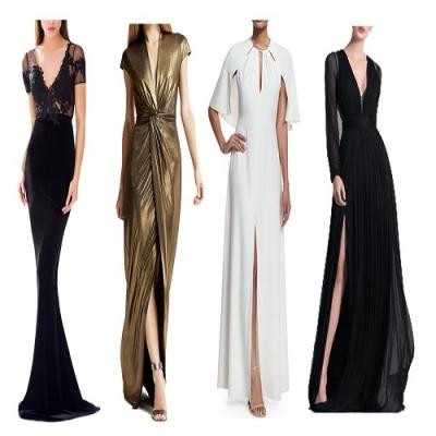 O Requinte e a Elegância dos Vestidos Glamorosos