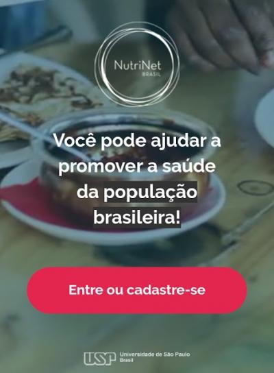 Pesquisadores irão monitorar alimentação de 200 mil brasileiros por dez anos