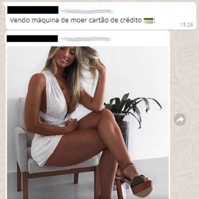 A linda relação do brasileiro com seu cartão de crédito.