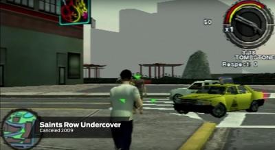 Confira um vídeo do Saints Row que foi cancelado