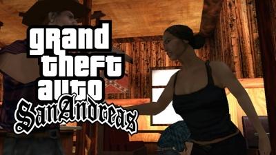 GTA San Andreas #27 Primeiro encontro