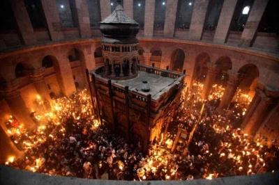 Finalmente resolvido o mistério das cruzes gravadas no lugar sagrado da morte de