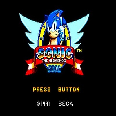 Master System 3 Sonic the Hedgehog