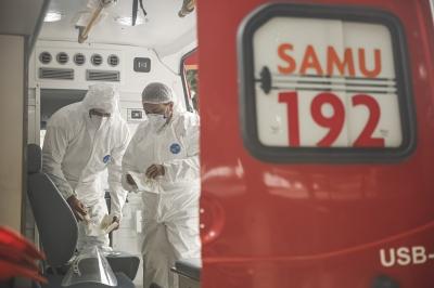 Profissionais do Samu Recife serão vacinados contra Covid-19