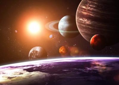 """Astrônomos descobrem rede de """"rodovias celestiais"""" no espaço"""