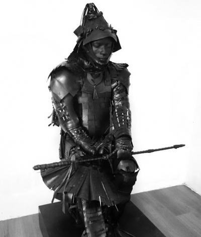 Os maiores guerreiros do mundo #10