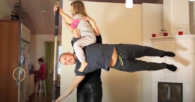 Os pais mais talentosos da internet