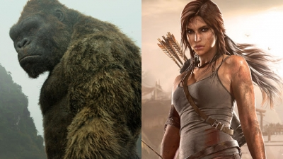 Netflix encomenda animes de King Kong e Tomb Raider