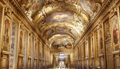 Louvre coloca todo o acervo para 'visitação online'