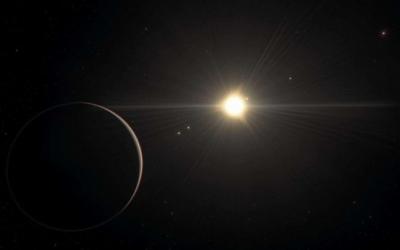 """Cientistas suíços encontram sistema planetário """"único"""""""