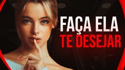 FAÇA ISSO PARA CRIAR TENSÃO SEXUAL COM ELA