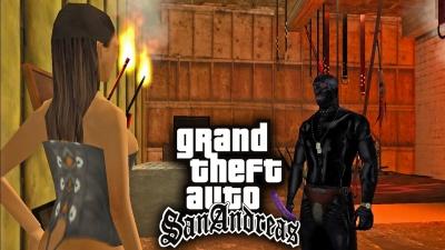 GTA San Andreas #65  A Chave para coração dela
