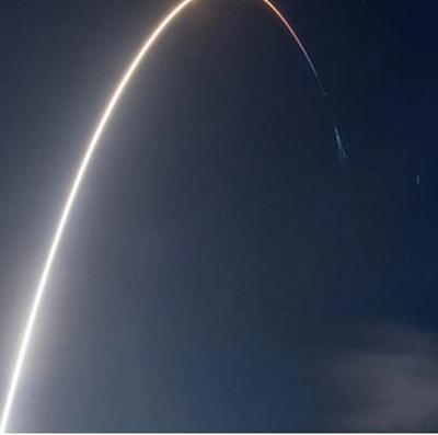 SpaceX Dragon chega à ISS
