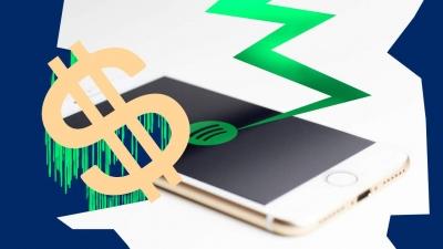 Spotify aumenta preços de planos Premium no Brasil