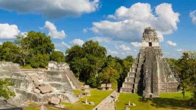 """Tecnologia """"LiDAR"""" permite a descoberta de uma nova pirâmide maia"""