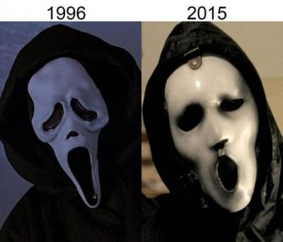Como os personagens de filmes evoluíram de uma versão para outra