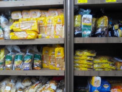 Descaso em supermercado