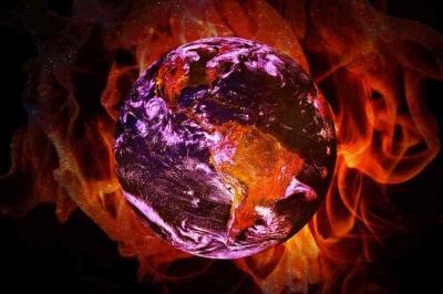 Terra aquece de forma alarmante, devido ao desequilíbrio de energia