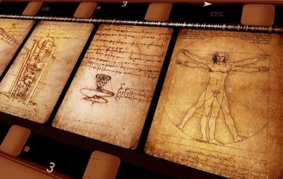 Surpreenda-se com Leonardo da Vinci!