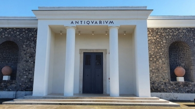 Itália reabre o Museu de Pompeia depois de 40 anos