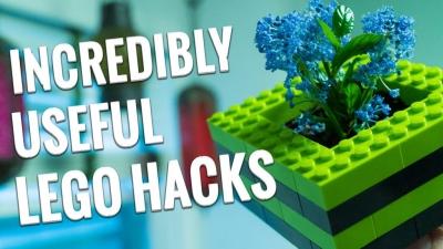 9 utilidades para LEGOS que você não sabia