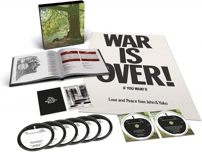 Primeiro disco solo de John Lennon ganha edição superdeluxe