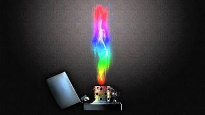 Quantas cores tem o fogo?