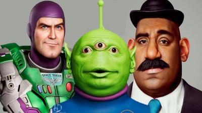 Toy Story: Como seria a versão live-action da animação?
