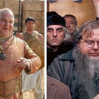 Atores de Game of Thrones que também fizeram Harry Potter