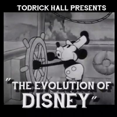 Ouça a evolução das músicas da Disney
