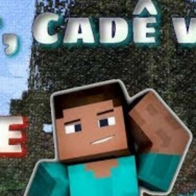 Onde está a Fant? Live de Minecraft!