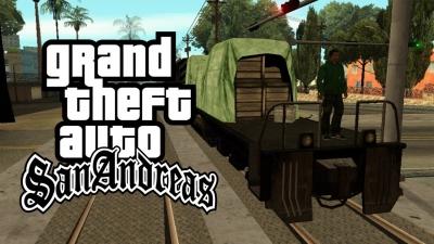 GTA San Andreas #12 Catalisador