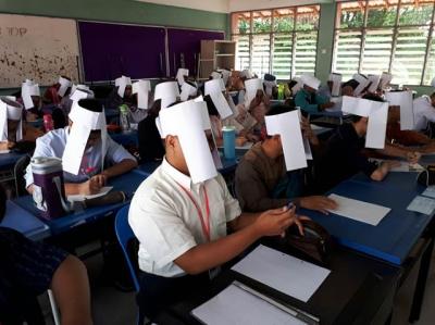 16 professores que foram longe demais para evitar colas durante provas