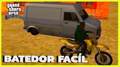 GTA San Andreas #41 Batedor